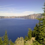 Labor Day 2012 : Eureka, College Cove & Crater Lake