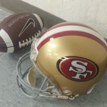 20121217_184956  NFL Helmet San Francisco 49ers