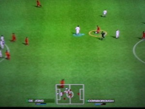 PES Screenshot