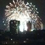 New Year Fireworks — London 2013/2014